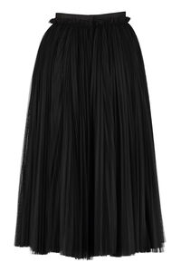 Pleated tulle skirt, Pleated skirts Dolce & Gabbana woman