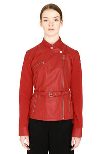 Trofie lambskin jacket, Leather Jackets Pinko woman