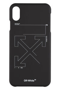 Printed iPhone XS case, Tech accessories Off-White man