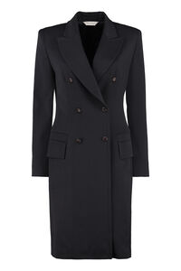 Zucca virgin wool jacket, Casual Jackets Max Mara woman