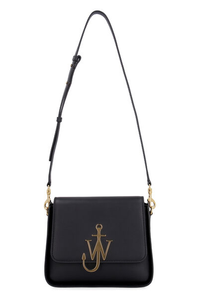Anchor Box leather shoulder bag