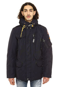 Right Hand Base technical fabric parka, Parkas Parajumpers man