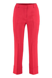Crêpe trousers, Trousers suits L'Autre Chose woman