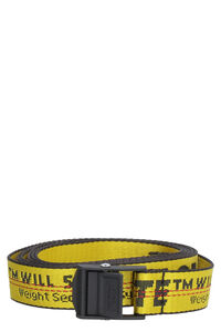 Canvas belt with logo, Belts Off-White woman
