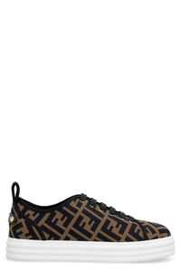Fendi Rise flatform sneakers, Low Top sneakers Fendi woman