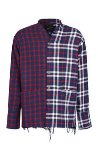 Checked flannel shirt, Checked Shirts Paul&Shark by Greg Lauren man