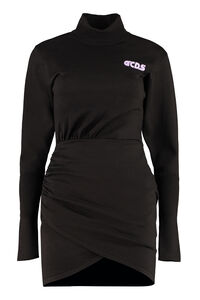 Jersey mini dress, Mini dresses GCDS woman