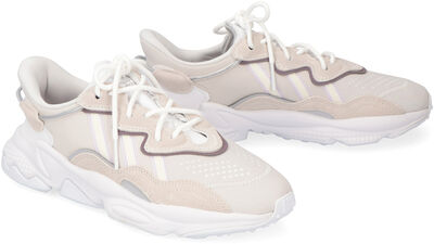 Ozweego techno fabric low-top sneakers