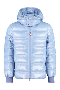 Cuvellier full zip down jacket, Down jackets Moncler man
