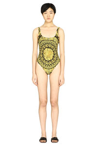 Printed one-piece swimsuit, One-Piece Versace woman