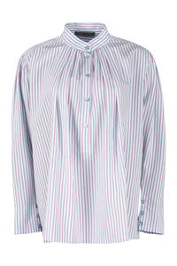 Striped viscose blend shirt, Shirts Alberta Ferretti woman