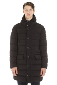 Dartmoor hooded down jacket, Down jackets Moncler man