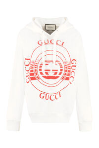 Cotton hoodie, Hoodies Gucci woman