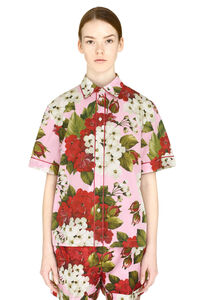 Silk-cotton blend shirt, Shirts Dolce & Gabbana woman