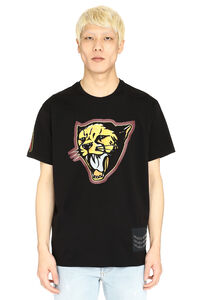 Short sleeves printed cotton T-shirt, Short sleeve t-shirts Givenchy man