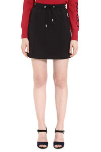 Technical fabric mini-skirt, Mini skirts Kenzo woman