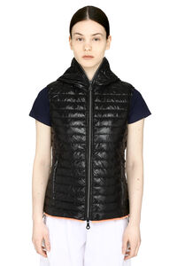 Hooded body warmer jacket, Vests and Gilets Duvetica woman