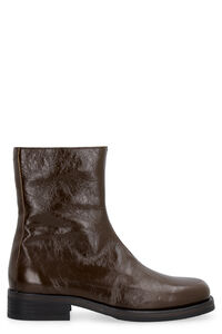 Leather ankle boots, Chelsea boots Our Legacy man