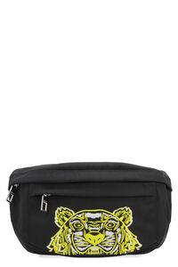 Tiger nylon embroidered belt bag, Beltbag Kenzo woman