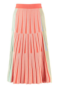 Ribbed knit skirt, Midi skirts Kenzo woman
