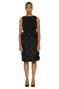 Nastro belted waist dress, Knee Lenght Dresses Max Mara woman