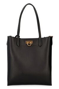 Pebbled leather tote, Tote bags Salvatore Ferragamo woman