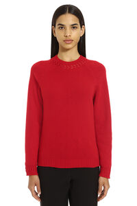 Janet long-sleeved crew-neck sweater, Crew neck sweaters A.P.C. woman