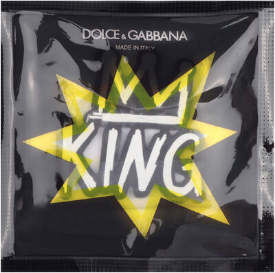 Be a King rubber patch