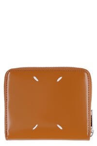 Leather wallet, Wallets Maison Margiela man