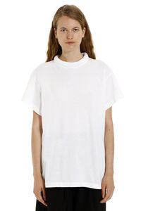 Crew-neck cotton T-shirt, T-shirts Maison Margiela woman