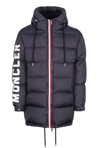 Moncenisio full zip padded jacket, Down jackets Moncler man