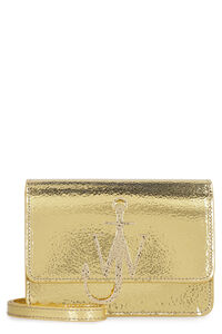 Anchor Logo leather shoulder bag, Shoulderbag JW Anderson woman