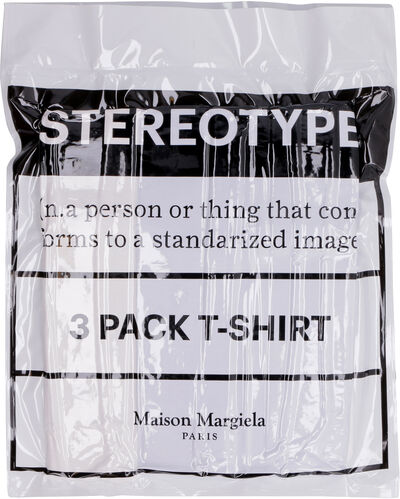 Stereotype three pack t-shirt