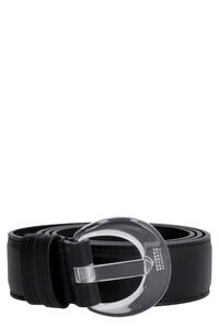Leather belt, Belts Maison Margiela woman