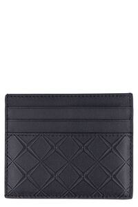 Leather card holder, Wallets Bottega Veneta man