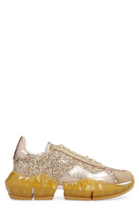 Diamond F glitter sneakers, Low Top sneakers Jimmy Choo woman