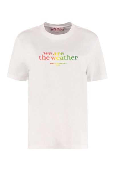 We are the Weather cotton T-shirt