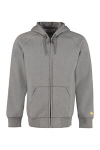Chase Hooded sweatshirt, Zip through Carhartt man