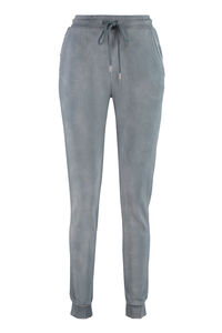 Stretch cotton track-pants, Track Pants Giada Benincasa woman