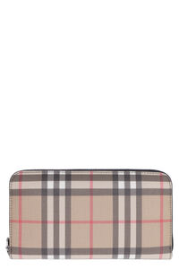 Vintage Check wallet, Wallets Burberry woman