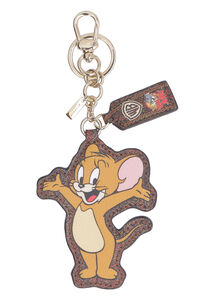 Key ring with decorative charms, Keyrings Etro man