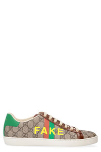 Sneakers Ace con stampa Fake-Not, Sneakers basse Gucci woman