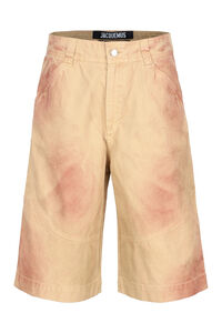 Cotton bermuda shorts, Shorts Jacquemus man