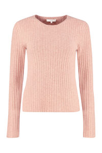 Wool and cashmere blend sweater, Crew neck sweaters Vince woman