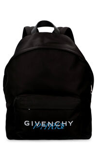 Logo detail nylon backpack, Backpack Givenchy man