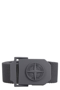 Fabric belt with logo, Belts Stone Island man