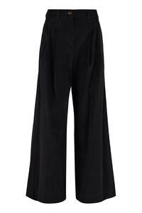 Spadino corduroy wide leg trousers, Wide leg pants S Max Mara woman