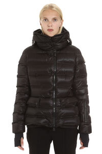 Armotech jacket with zip and snap buttons, Down Jackets Moncler Grenoble woman
