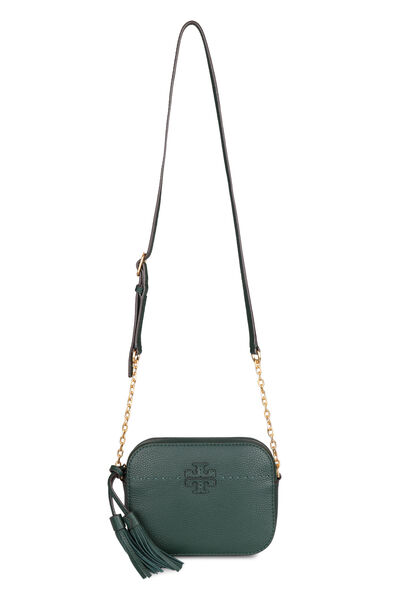 McGraw leather crossbody bag