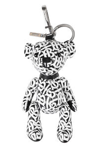Thomas leather teddy-bear key holder, Keyrings Burberry woman